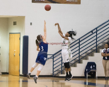 Tift County Lady Devils vs Colquitt Lady Packers Basketball