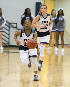 Worth County vs Tift County Basketball