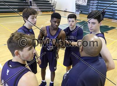 W-L vs West Springfield Boys Basketball (29 Dec 2018)