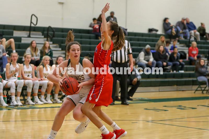 Basketball,Girls,Loudoun Valley,Park View