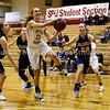 20180118 Womens Basketball Seattle Pacific University Falcons versus University of Alaska Fairbanks Nanooks Snapshots