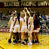 20181116 Womens Basketball Seattle Pacific University Falcons versus Asuza Pacific University Cougars Snapshots