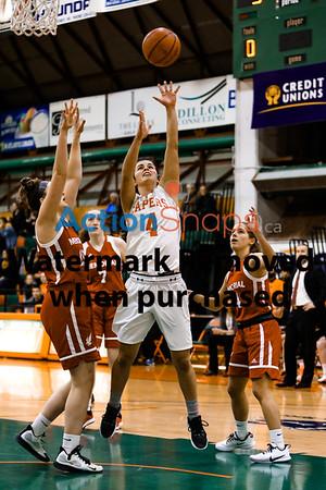 CBU Capers vs MUN Seahawks Basketball