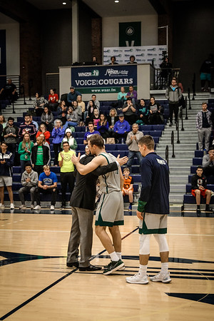 MVNU Basketball vs  SF-5