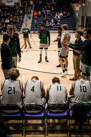 MVNU Basketball vs  SF-19