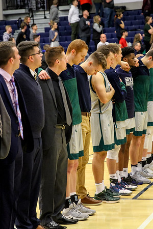 MVNU Basketball vs  SF-17