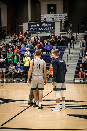 MVNU Basketball vs  SF-7