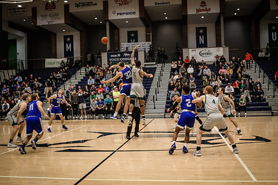 MVNU Basketball vs  SF-23
