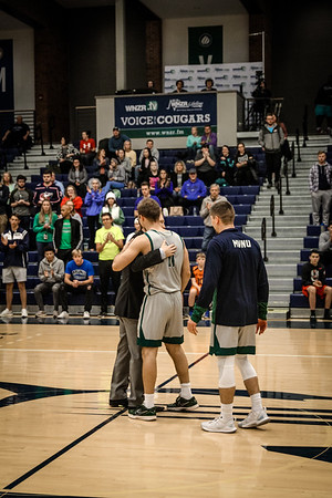 MVNU Basketball vs  SF-6