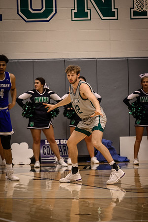 MVNU Basketball vs  SF-46