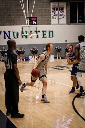 MVNU Basketball vs  SF-72