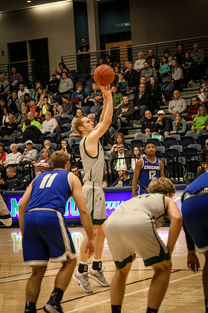 MVNU Basketball vs  SF-67