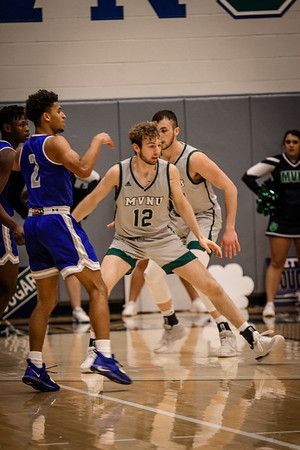 MVNU Basketball vs  SF-34