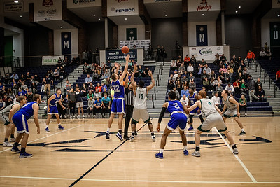 MVNU Basketball vs  SF-22