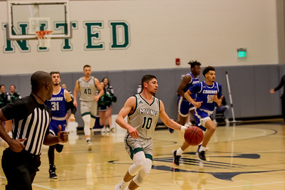 MVNU Basketball vs  SF-47