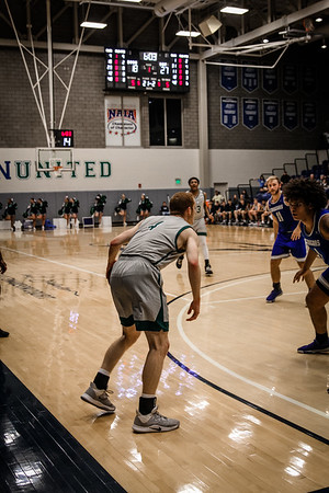 MVNU Basketball vs  SF-75