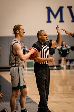 MVNU Basketball vs  SF-31
