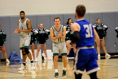 MVNU Basketball vs  SF-49