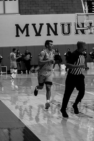 MVNU Basketball vs  SF-26