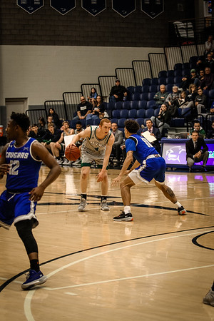 MVNU Basketball vs  SF-37