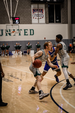 MVNU Basketball vs  SF-73