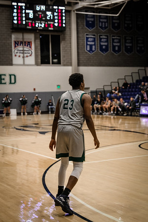 MVNU Basketball vs  SF-69