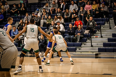 MVNU Basketball vs  SF-24