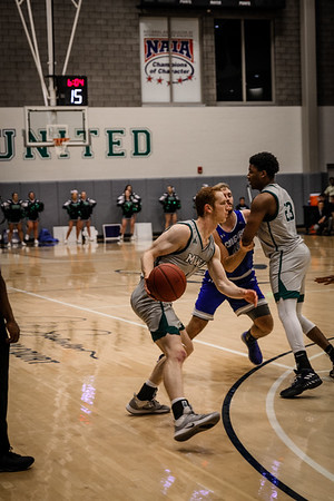 MVNU Basketball vs  SF-74