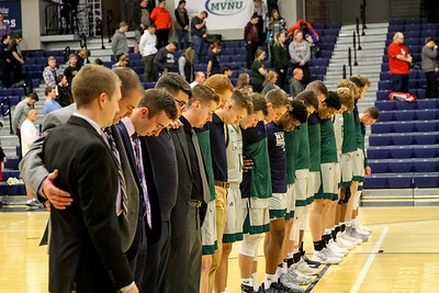 MVNU Basketball vs  SF-14