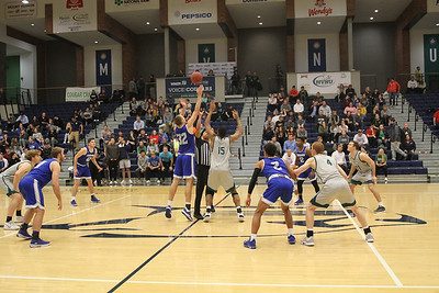 MVNU Basketball vs  SF-21