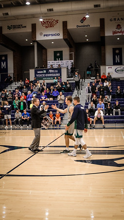 MVNU Basketball vs  SF-2
