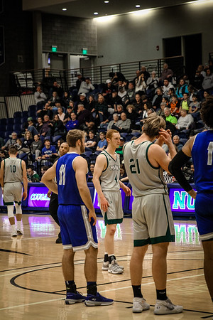 MVNU Basketball vs  SF-66