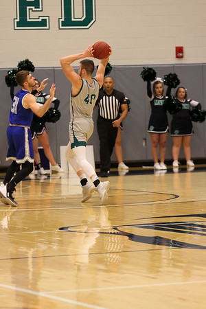 MVNU Basketball vs  SF-39