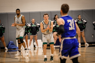 MVNU Basketball vs  SF-50