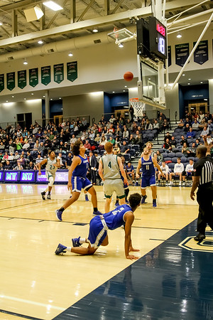 MVNU Basketball vs  SF-65