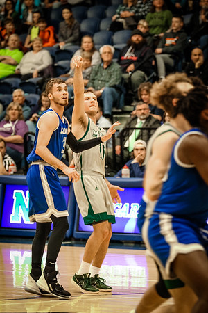 MVNU Basketball vs  SF-57