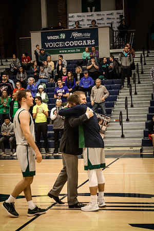 MVNU Basketball vs  SF-8