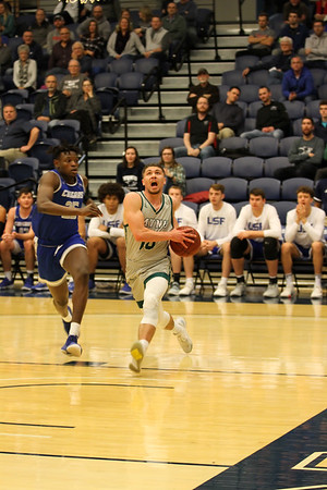 MVNU Basketball vs  SF-41