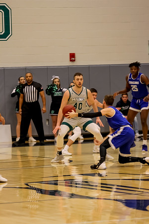 MVNU Basketball vs  SF-38