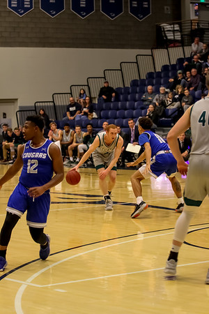 MVNU Basketball vs  SF-36