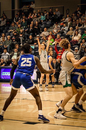 MVNU Basketball vs  SF-33