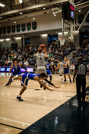 MVNU Basketball vs  SF-64