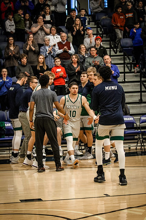 MVNU Basketball vs  Taylor-6