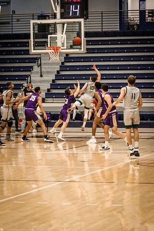 MVNU Basketball vs  Taylor-66