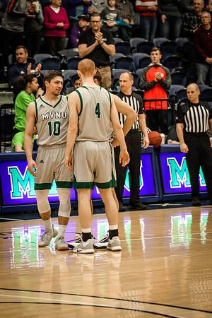 MVNU Basketball vs  Taylor-21
