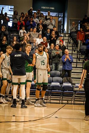 MVNU Basketball vs  Taylor-33