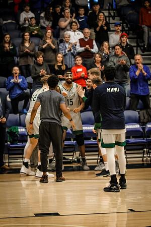 MVNU Basketball vs  Taylor-25