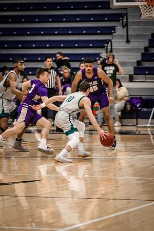 MVNU Basketball vs  Taylor-61