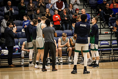 MVNU Basketball vs  Taylor-2