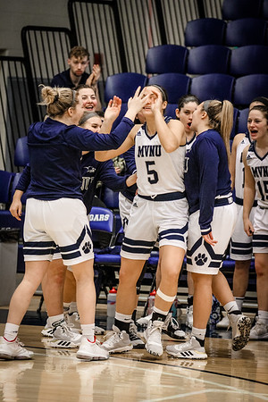 MVNU Girls Bball vs  Taylor-8